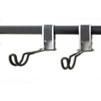 Комплект крюков для горизонтального хранения велосипеда GSH59