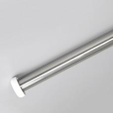 Штанга для белой гардеробной 620 мм