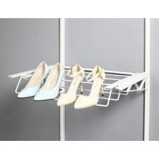 Выдвижная проволочная полка для обуви
