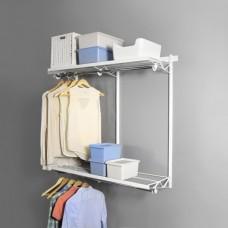 Белая гардеробная №3