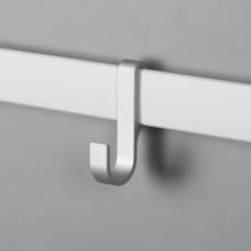 J-образный короткий мини крюк (2 шт.)