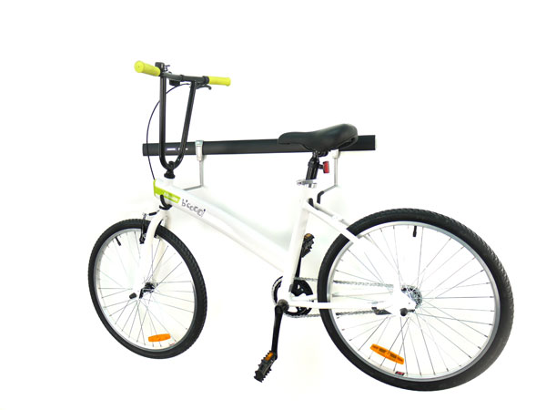 Крюк для хранения велосипеда на стене